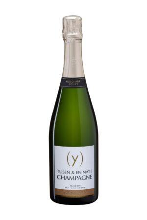 Champagne Gimonnet-Gonet Tusen och en natt Grand cru Blanc de Blancs