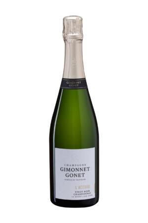 Champagne Gimonnet-Gonet L'Accord Pinot Noir Chardonnay