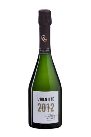 Champagne Gimonnet-Gonet L'Identité 2012 Grand Cru Blanc de Blancs