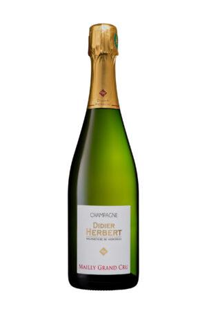 Champagne Mailly Grand cru Didier Herbert