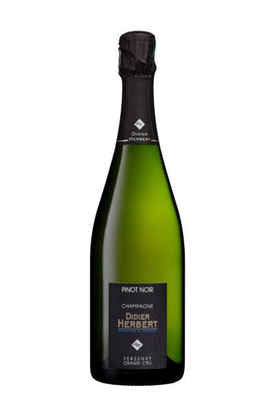 Champagne Didier Herbert Pinot Noir Grand cru