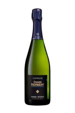 Champagne Didier Herbert grande Réserve Rilly-la-Montagne